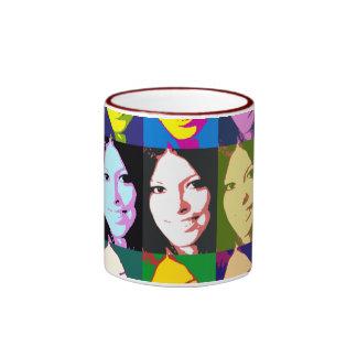 girl-popart mug