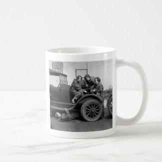 Girl Power: 1927 Coffee Mug