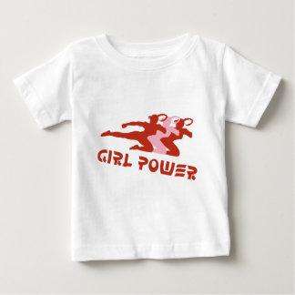 Girl Power Baby T-Shirt