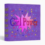 Girl Power Binder