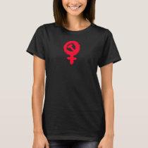 Girl power! (black) T-Shirt