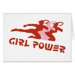 Girl Power Card