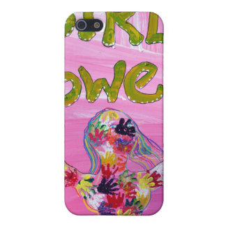 Girl Power iPhone 5/5S Covers