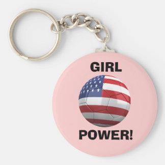 GIRL POWER! KEYCHAIN