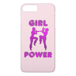 Girl Power Martial Arts Females iPhone 7 Case