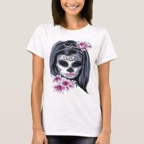 Girl power mask T-Shirt