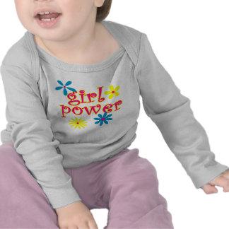 Girl Power (multi) T-shirts