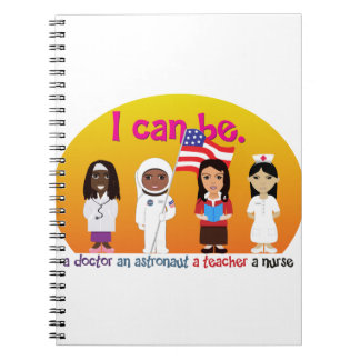 girl power note book