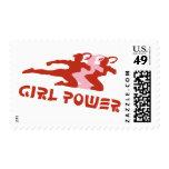Girl Power Postage