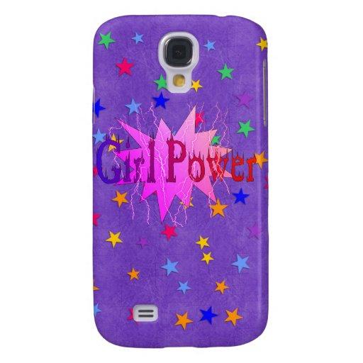 Girl Power Samsung Galaxy S4 Case