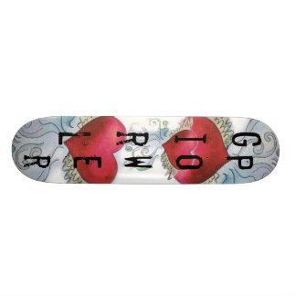 Girl Power - Skateboard Deck