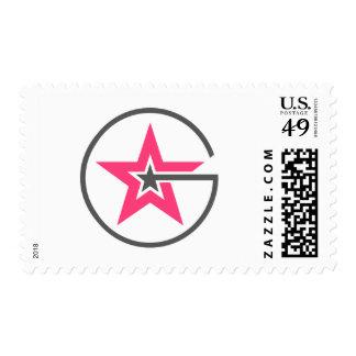 Girl Power Stamp