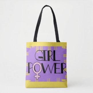 Girl Power Tote Bag