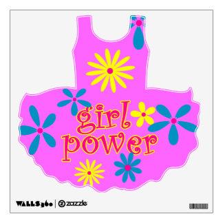 Girl Power Wall Skins