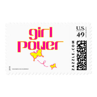 Girl Power (y/p) Stamps