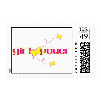 Girl Power (y/p) Postage