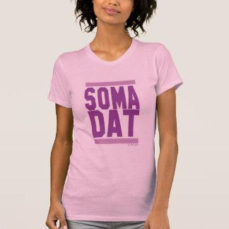 girl purp RunDMC T-Shirt