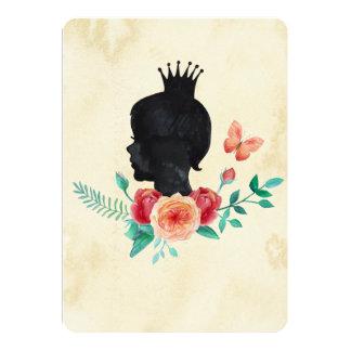 Girl Queenie Card