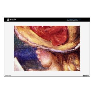 "Girl Reading2 by Pierre Renoir Skin For 13"" Laptop"