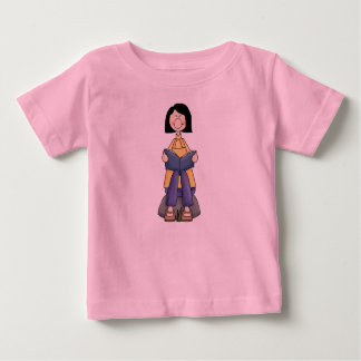 Girl Reading Shirt