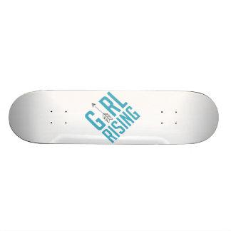 Girl Rising Skate Deck