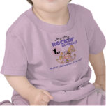 Girl Rockin' 1st Birthday Tshirt