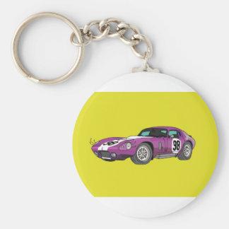 Girl´s Car Keychain
