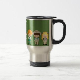Girl Scout Gift Travel Mug Leader Gift