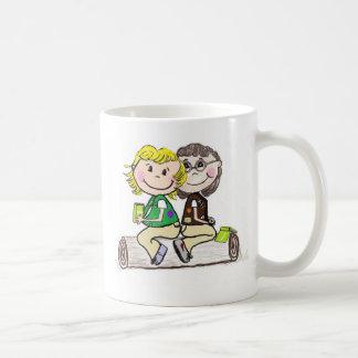 Girl Scout Junior Brownie Outdoors Coffee Mug