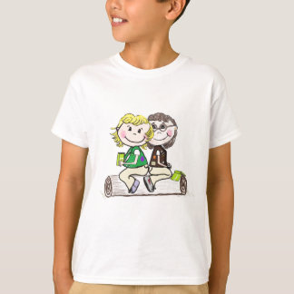 Girl Scout Junior Brownie Outdoors T-Shirt