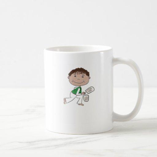 Girl Scout Junior Karate Mug
