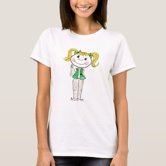 Girl Scout Junior Keeping the Promise T-Shirt