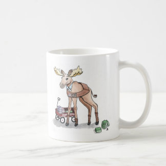 Girl Scout Moose Coffee Mug