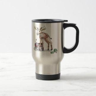 Girl Scout Moose Travel Mug