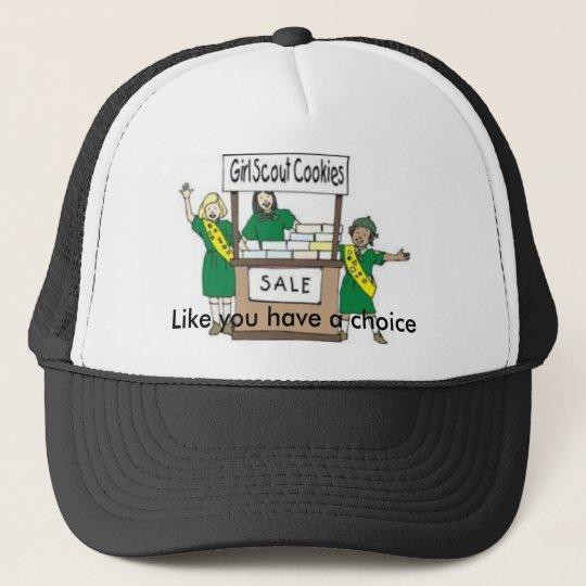 Girl_Scouts Trucker Hat