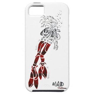 Girl Scuba Diver Phonecase iPhone SE/5/5s Case