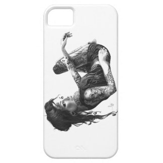 Girl sexy tattoo iPhone SE/5/5s case