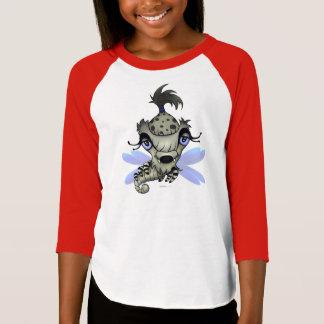 Girl shirt monster Queen Horsha monstre chandail f