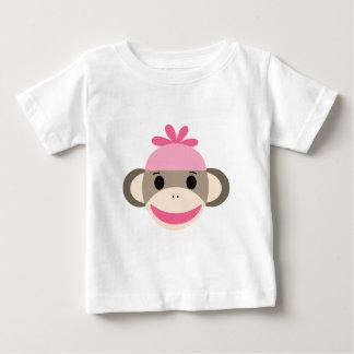 girl sock monkey shirts