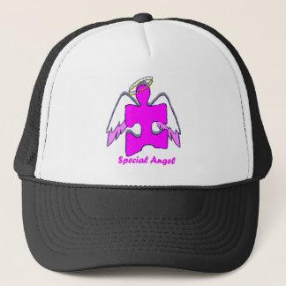 Girl Special Angel Trucker Hat