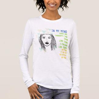 girl&stars long sleeve T-Shirt