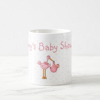 Girl Stork Mug
