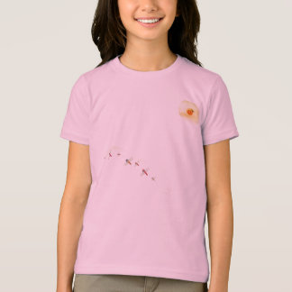 girl straw plait sun dragon fly T-Shirt