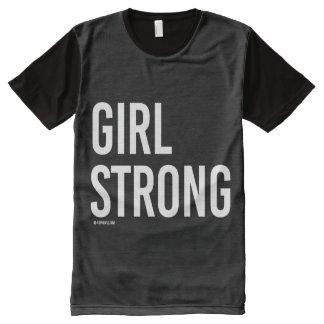 Girl Strong -   Girl Fitness -.png All-Over Print Shirt