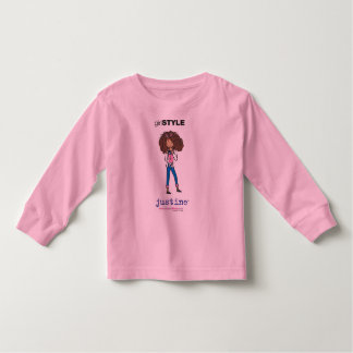 girl style Justine T Shirt