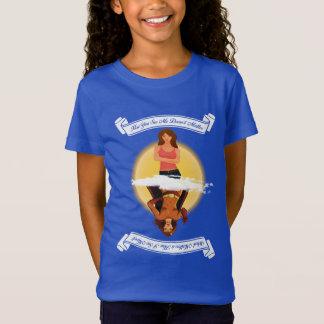 """Girl/Superhero """"How You See Me"""" Kids T-Shirt"""