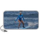 Girl Surfer  Speakers