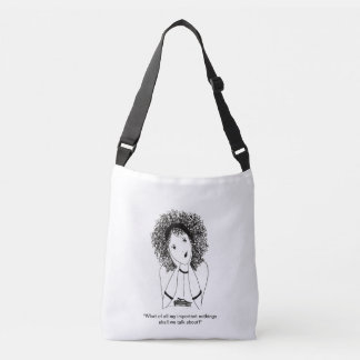 Girl Talk Crossbody Bag