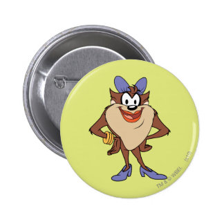 Girl TAZ™ in Color Buttons