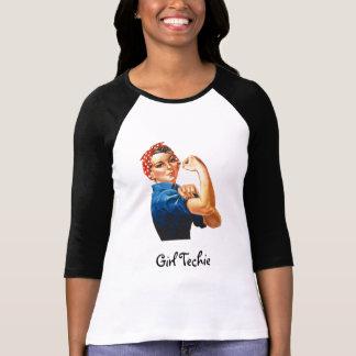 Girl Techie Shirt